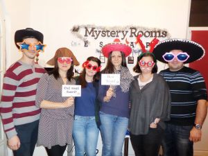 Mystery Escape Room Bucuresti - Jocuri Rooms Escape